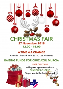 Christmas Fair @ A Time 4 A Change Furniture Store