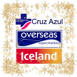 Cruz Azul Fundraiser @ Overseas Supermarkets/Iceland