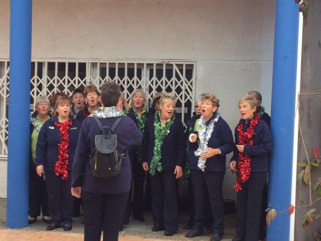 Cruz Azul Christmas Fayre 4 December