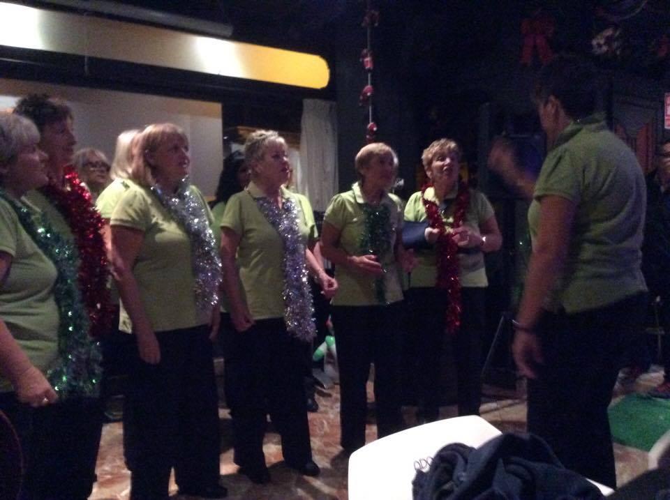 Spanglish Bar, Balsicas 1 December