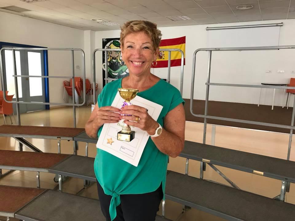 Denise Payne - Jane Chapman Award