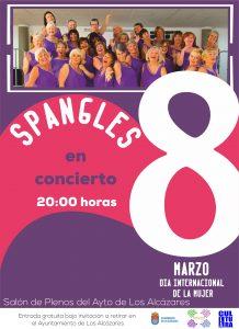 Día de la Mujer Concert @ Salón de Plenos, Casa Consistorial de Los Alcázares