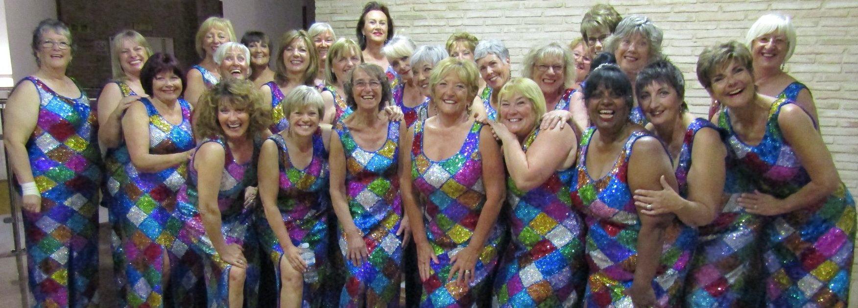 Spangles Ladies' Harmony Chorus